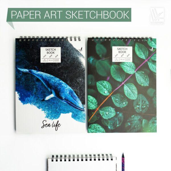 Скетчбуки от Paper Art!